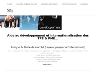 SDs développement d'entreprises
