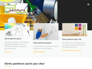 Détails : Devis de peinture paris