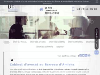 Détails : DFC & associés, avocats en droit des affaires à Amiens