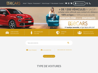 Vente voitures occasions multimarques en France