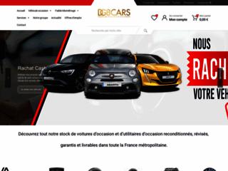 Vente voitures occasions multimarques en France