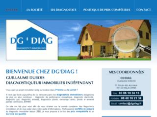 Détails : DG DIAG : expert en diagnostic immobilier