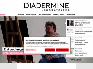 Détails :  Prendre soin de son visage avec Diadermine