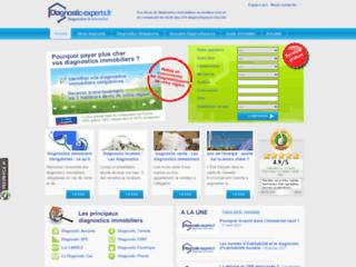 Détails : Les Diagnostiqueurs immobiliers présents sur Internet