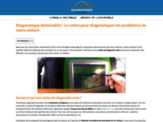 Le guide d'achat de la valise de diagnostic auto