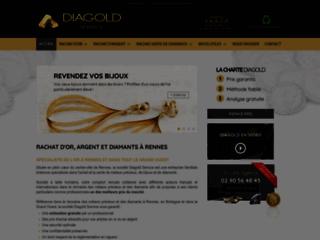 Diagold Service, spécialiste de l'or et de l'argent à Rennes