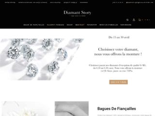 DIAMANT STORY, vente de bijoux en diamant