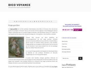 Dico Voyance, dictionnaire de l'ésotérisme