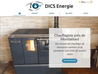 DICS Energie à Grand-Charmont