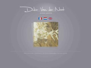 Didier vandernoot artiste peintre belge