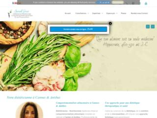 Sarah JOSÉ - Diététicienne Nutritionniste à Cannes et Antibes