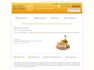 Détails : Laura Josse, diététicienne et chrononutrition à Chevreuse