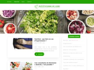 Le blog sur la nutrition