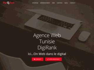 DigiRank : Agence Référencement Web et Wordpress