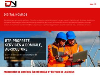Digital Nomade, des solutions logicielles et matériels innovantes sur plateforme SaaS