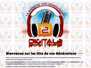 Digital 2, la radio de vos génération