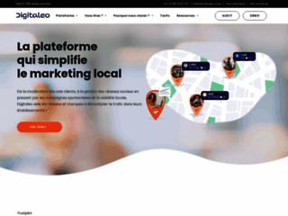 Détails : Digitaleo, éditeur de logiciels marketing en cloud depuis 2004