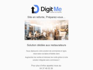Détails : Digit Me : Création de site internet, et Gestion des réseaux sociaux