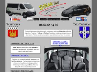 Détails : Taxi Dinan