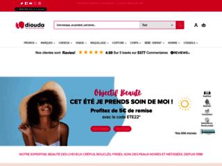 Détails : Beauté afro et produits cosmétiques afro-africain