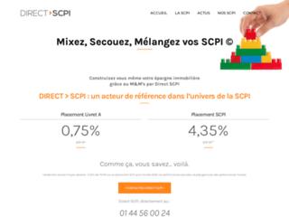 Détails : Direct SCPI
