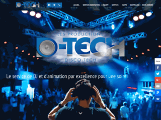 Productions Disco-Tech