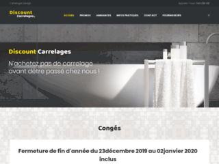 Magasin de carrelage