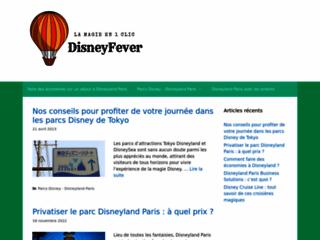 Découvrir le par Disneyland Paris