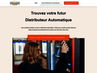 Distributeurs automatiques : guides, informations et prix