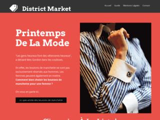 Détails : District Market, grossiste alimentaire à l'Hay les Roses 94