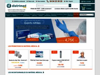 Détails : Matériel Médical chez Distrimed.com