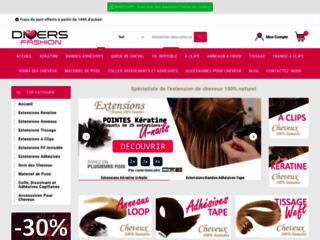 Extension cheveux - Divers Fashion