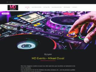 Détails : MD Events sera votre animateur DJ pour votre mariage