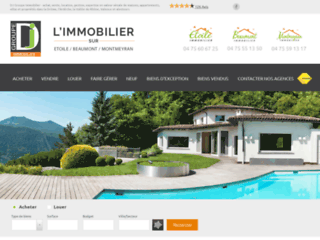 Agence immobilière Drôme