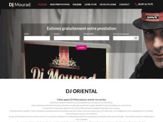 Détails : DJ Mourad - Dj Oriental et animation orientale