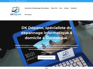 Assistance informatique à Dunkerque