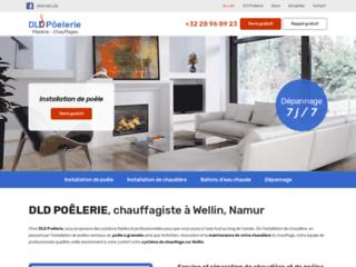 DLD POÊLERIE, chauffagiste à Wellin, Namur