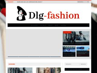 Détails : DLG Fashion, guide shopping homme