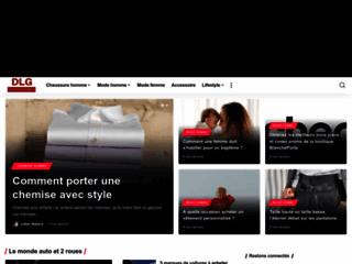 Détails : DLG Collection, mode fashion homme