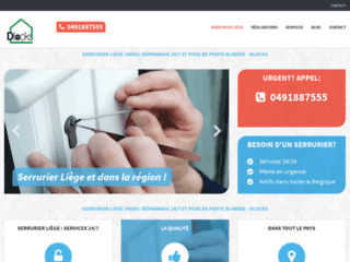 Serrurier Liège Dlocks