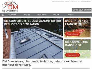 Détails : Couvreur : DM Couverture à Verberie (60)