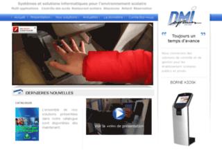Détails : Accès restaurant scolaire lecteur biométrique