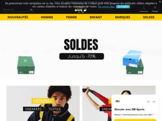 Détails : DM Sports Boutique Streetwear Corner Lacoste Lyon