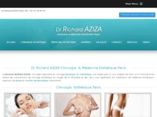 Détails : Chirurgie esthétique et plastique à Paris, Dr Aziza