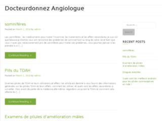Détails : Angiologue phlébologue dans le Nord Pas de Calais