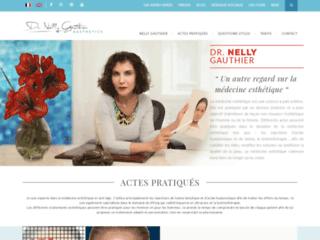 Détails :  Docteur Nelly Gauthier, médecine esthétique à Paris