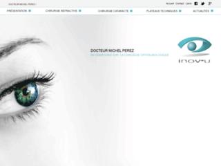Détails : Dr Perez ophtalmologiste à Dijon