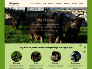 Dog Attitude, centre d'élevage de chiens