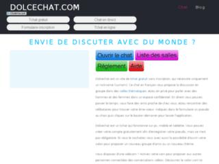 Détails : Viens tchatter et te faire des amis sur DolceChat