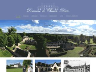 Domaine de Sainte Claire
